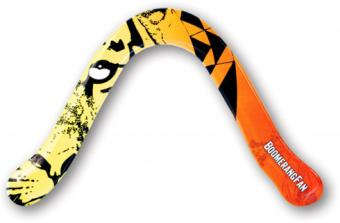 Boomerang Fan Tiger