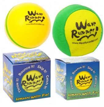Water Runner - Bounce Balls