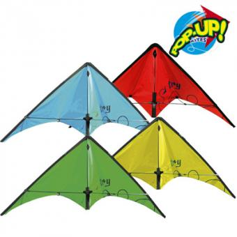 Rhombus Pop Up Delta Try