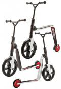Scoot and ride highway gangster white / red